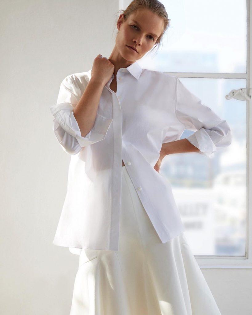 Одежда для карантина: 4 образа для работы на дому