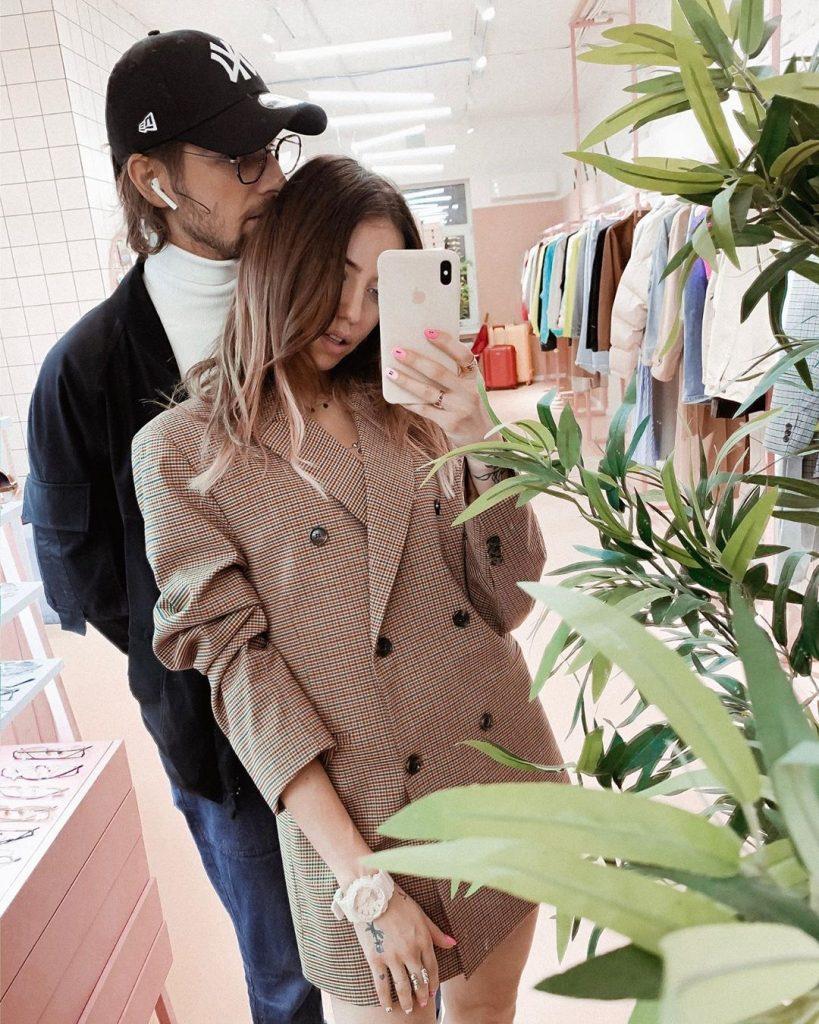 Это любовь: Надя Дорофеева засыпала Сеть романтическими фотографиями с мужем