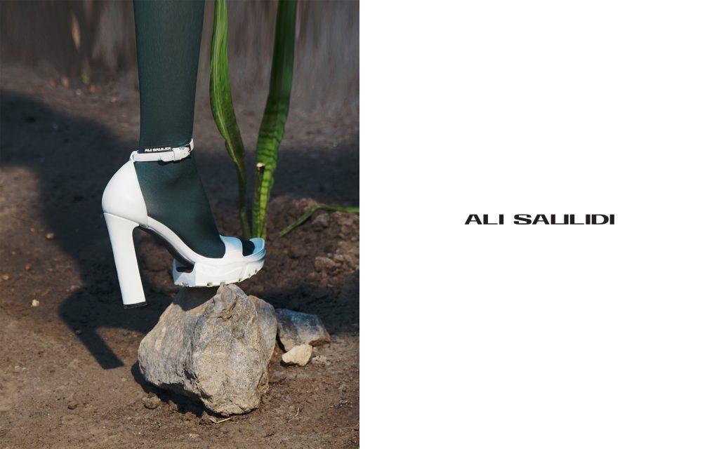 Генная инженерия и гибридность: кампейн от ALI SAULIDI