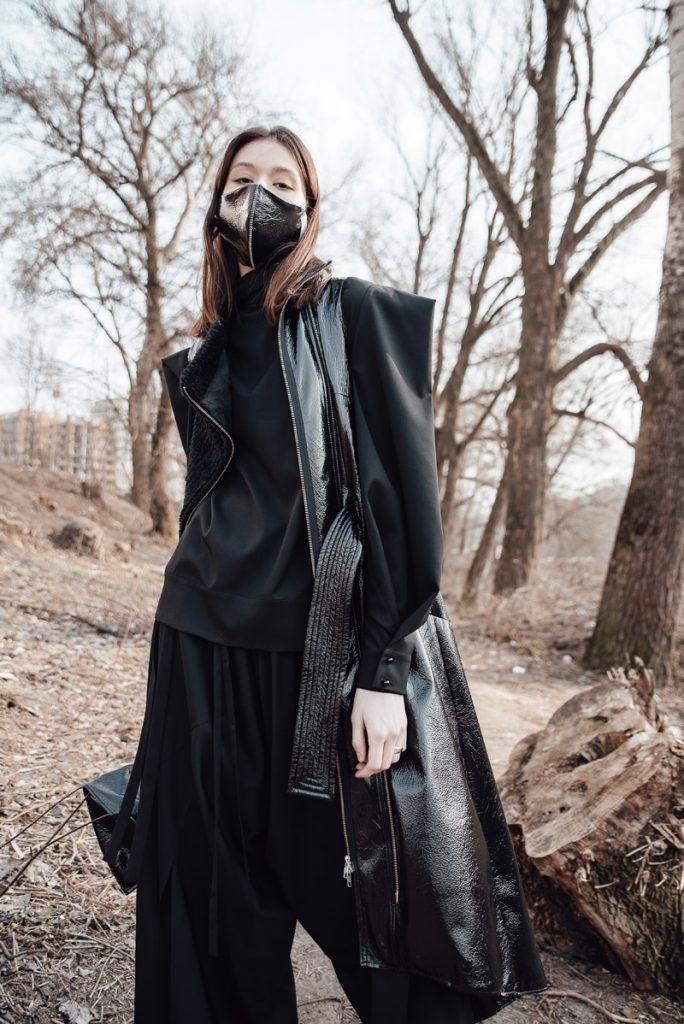 Защита от вируса: Juliya Kros представляет коллекцию масок