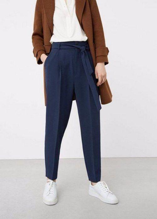 Трендовые брюки на весенне-летний период 2020 года