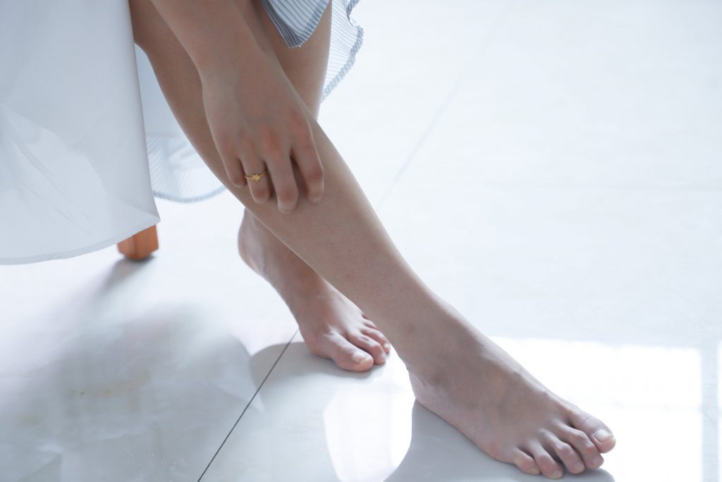 Упражнения для стоп и пальцев ног, которые снимут напряжение