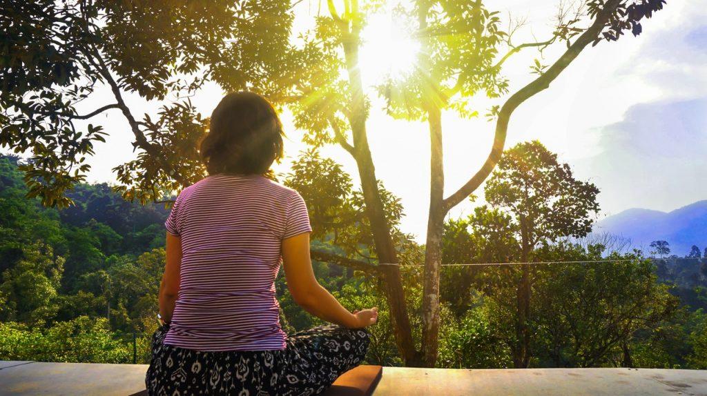 Дыхательное упражнение, которое поможет справиться со стрессом