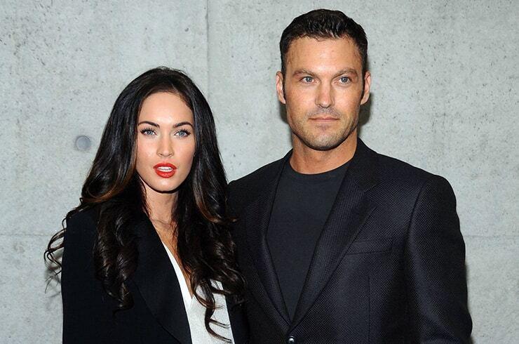 Меган Фокс официально подала на развод