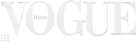 Итальянский Vogue выпустит номер без обложки