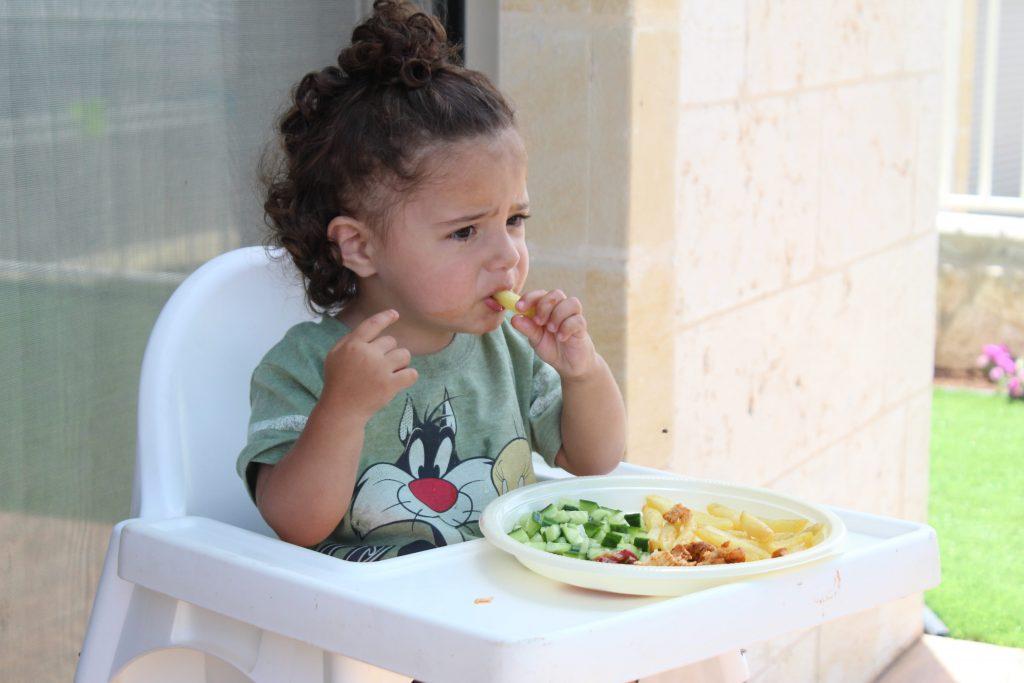 Эксперт по детскому питанию: «Не заставляйте ребенка есть»
