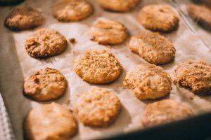 Рецепт хрустящего печенья из 3 ингредиентов