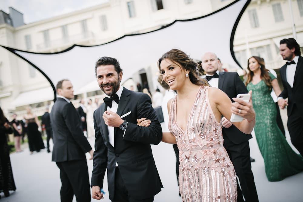 Ева Лонгория отметила годовщину свадьбы и показала редкие кадры с мужем