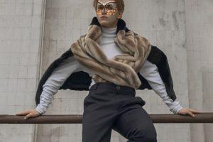 Бренд KASS удивляет поклонником эксклюзивными масками в Инстаграм