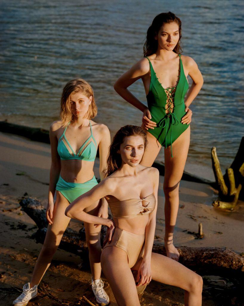 В честь дня санскрина: Fox lingerie совместно с Yves Rocher представляют проект