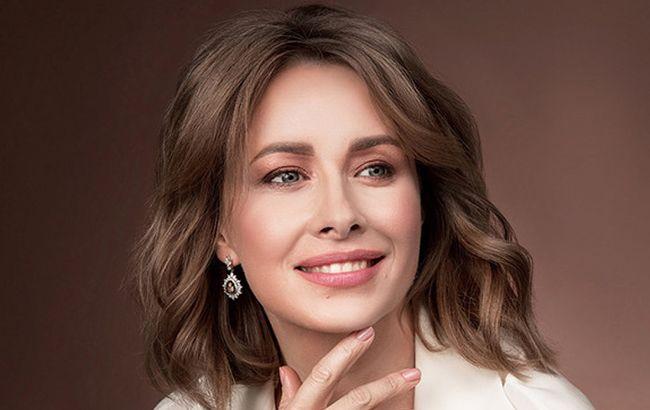 Елена Кравец показала себя без макияжа