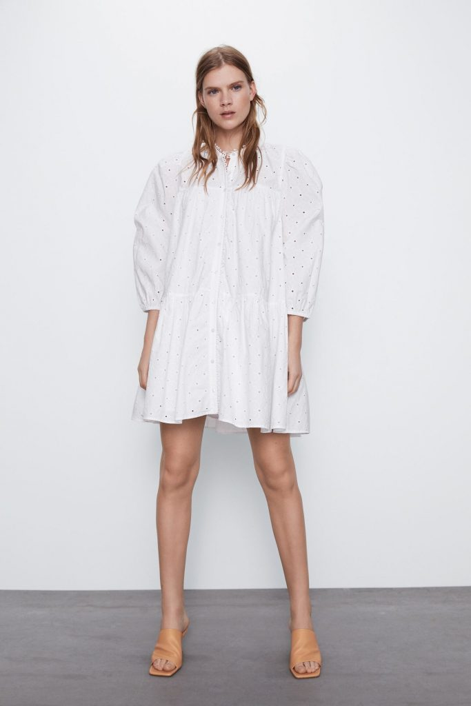 3 модных платья, которые подойдут для жаркой погоды
