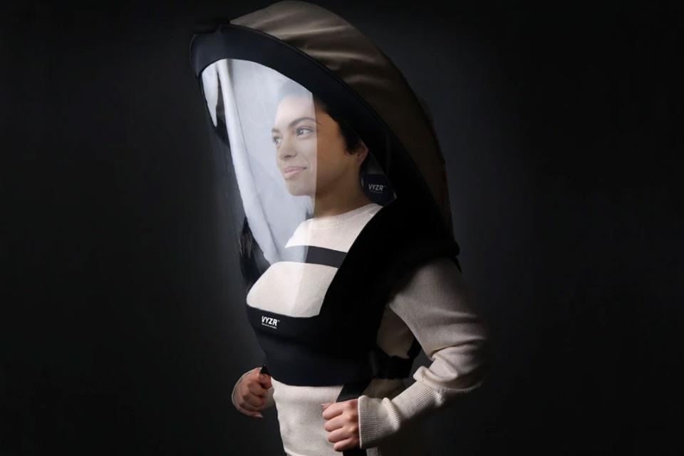 Максимальная защита: VYZR Technologies презентуют уникальную маску