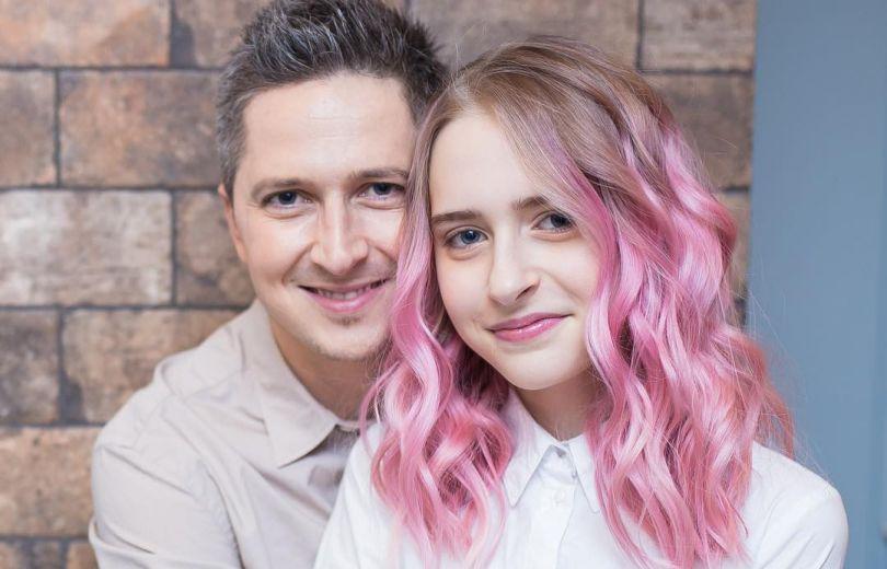 Александр Педан рассказал о совместном хобби с дочкой