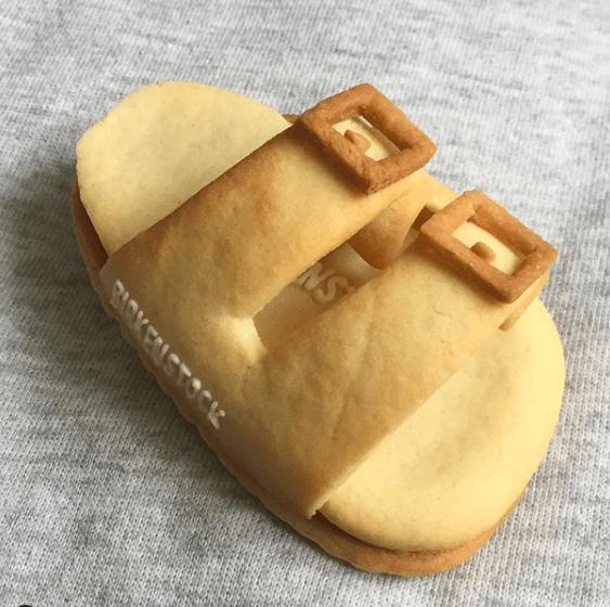 Модная выпечка: Линдси Газел создает пирожные в форме популярной обуви