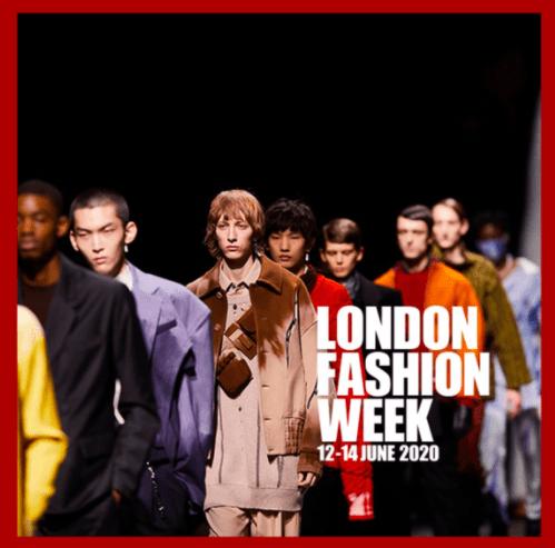 Организаторы Недели моды в Лондоне опубликовали программу шоу