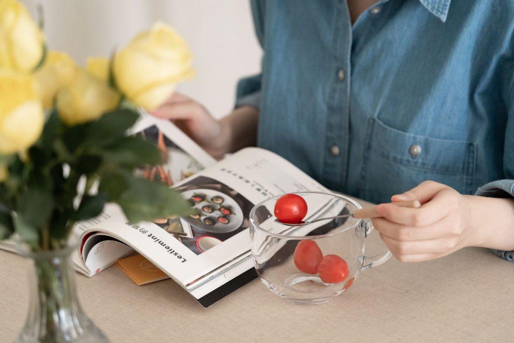 5 «здоровых привычек», из-за которых женщины набирают лишний вес