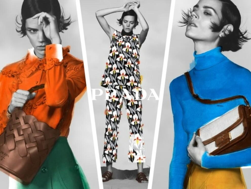 Яркий акцент: Prada показывают идеальные сумки на 2020 год