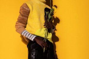 Оранжевые оттенки: Dior представляет коллекцию в формате интервью