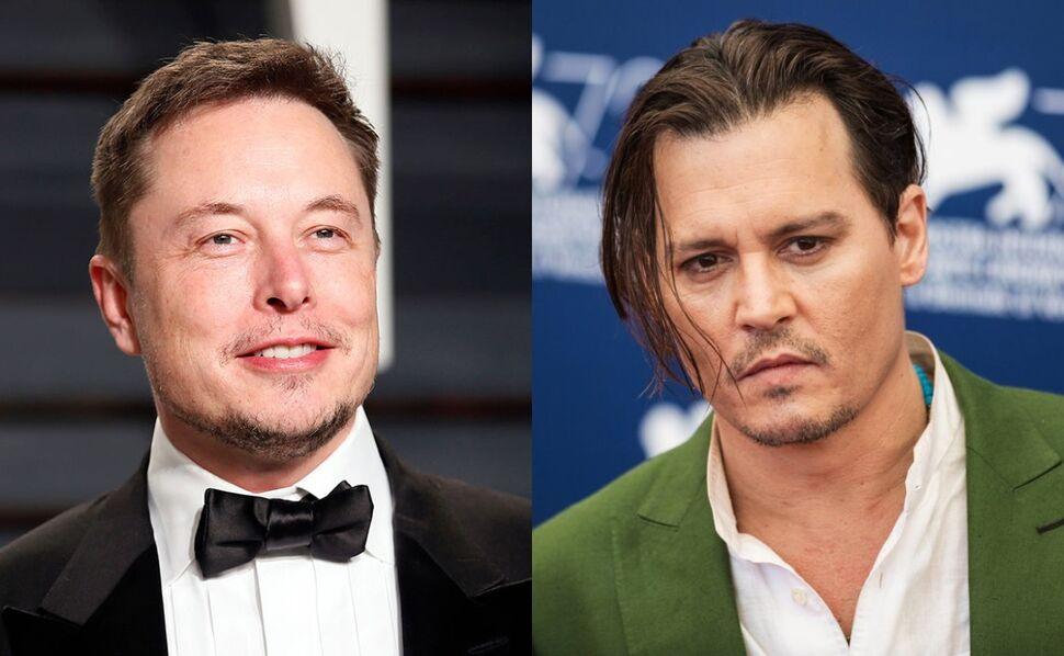 Илон Маск вызвал на поединок Джонни Деппа