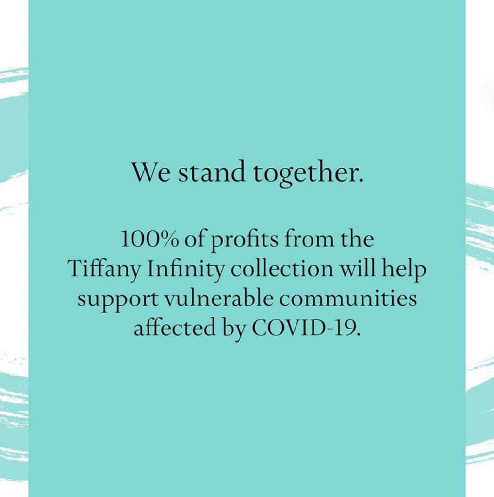 Tiffany & Co представляют благотворительную коллекцию