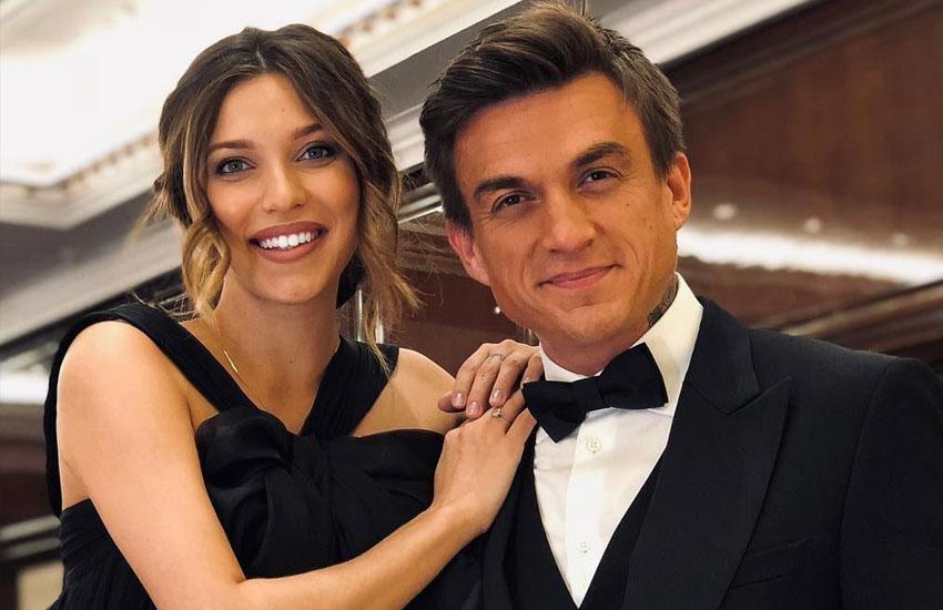 Регина Тодоренко поделилась эксклюзивными кадрами со свадьбы с Владом Топаловым