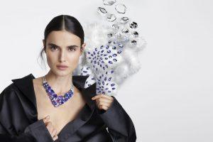 Любовь к природе: Cartier показывают коллекцию из цветных драгоценных камней