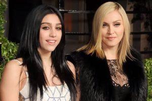 Дочь Мадонны ведет безобразную жизнь