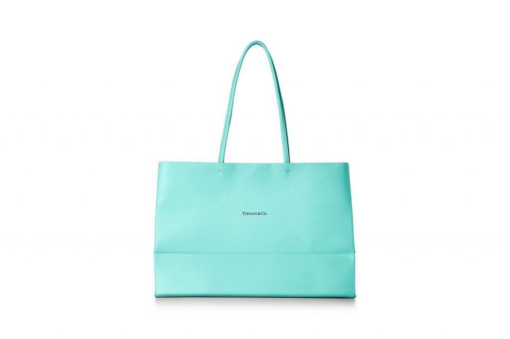 Неожиданная новинка: Tiffany & Co показывают коллекцию сумок
