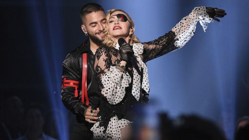 Мадонна снимет фильм для Netflix