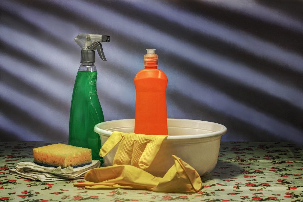 6 дел по дому, которые нужно делать лишь один раз в год
