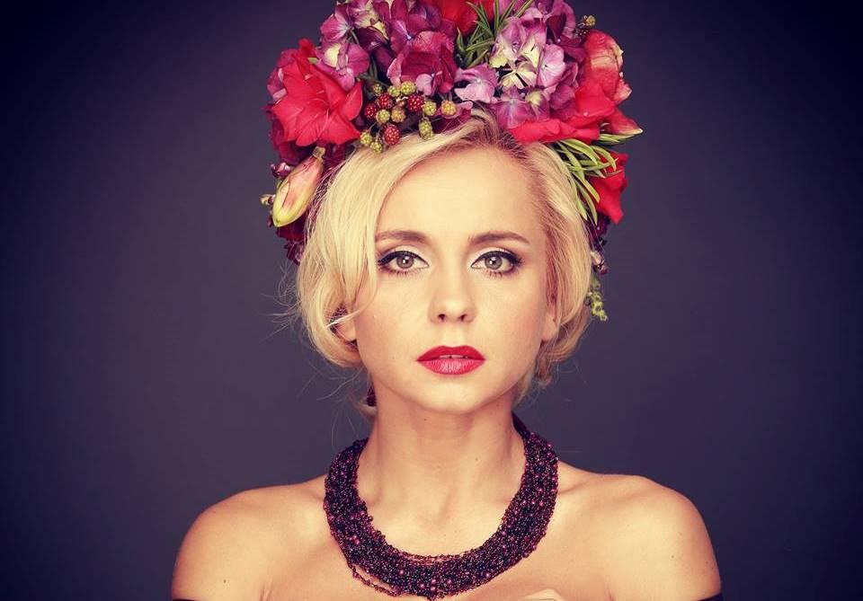 Star look: Лилия Ребрик облачилась в свой любимый цвет