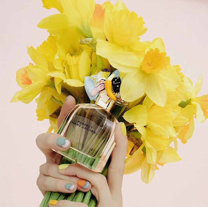 Новым лицом парфюма от Marc Jacobs стала дочь Кейт Мосс