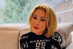 Невероятная новость: 66-летняя Любовь Успенская снова стала мамой