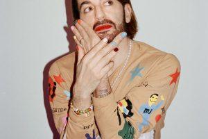 Марк Джейкобс создал эксклюзивные принты в честь своих татуировок