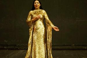 Риккардо Тиши показал первые наряды для оперы Марины Абрамович