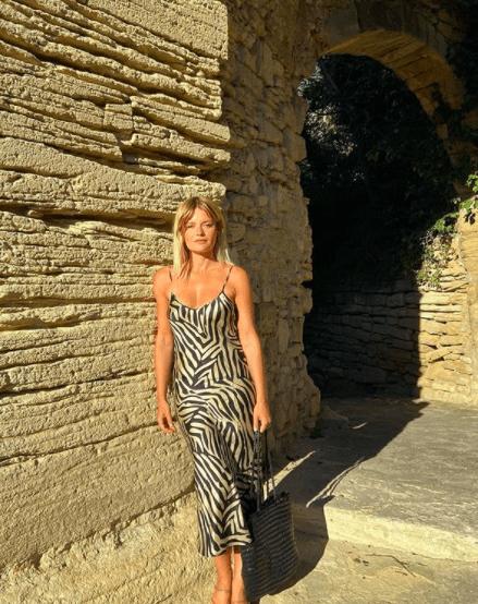 С чем носить платье-комбинацию: 4 трендовых сочетания на осень 2020