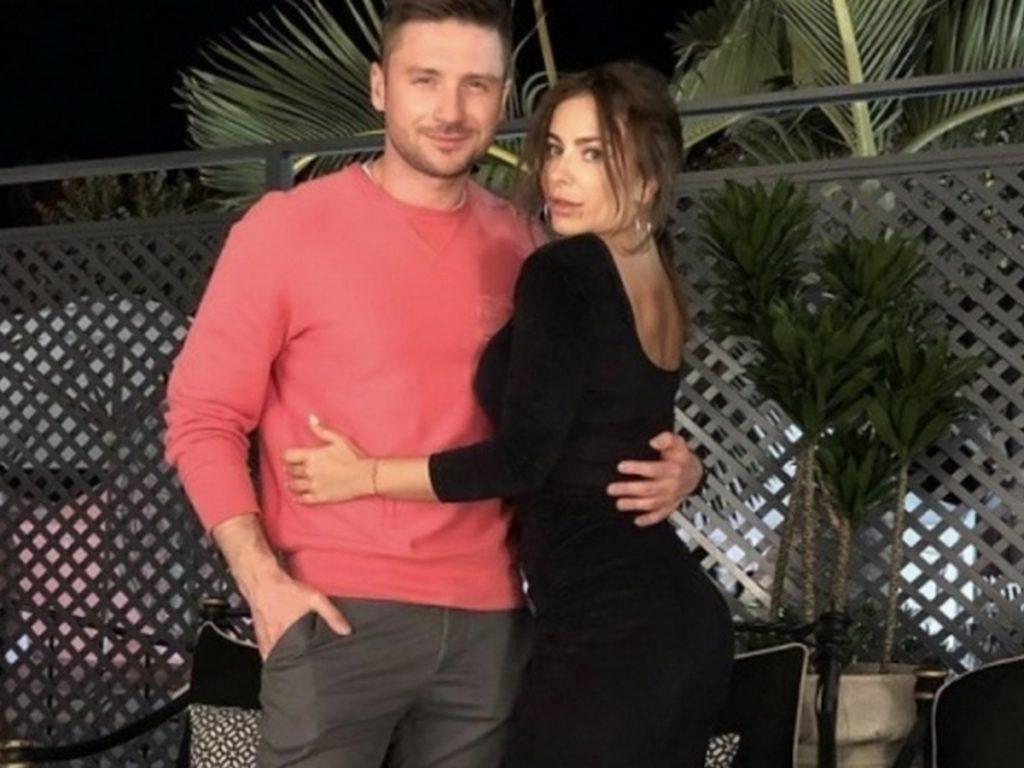 Сергей Лазарев трогательно поздравил Ани Лорак с днём рождения