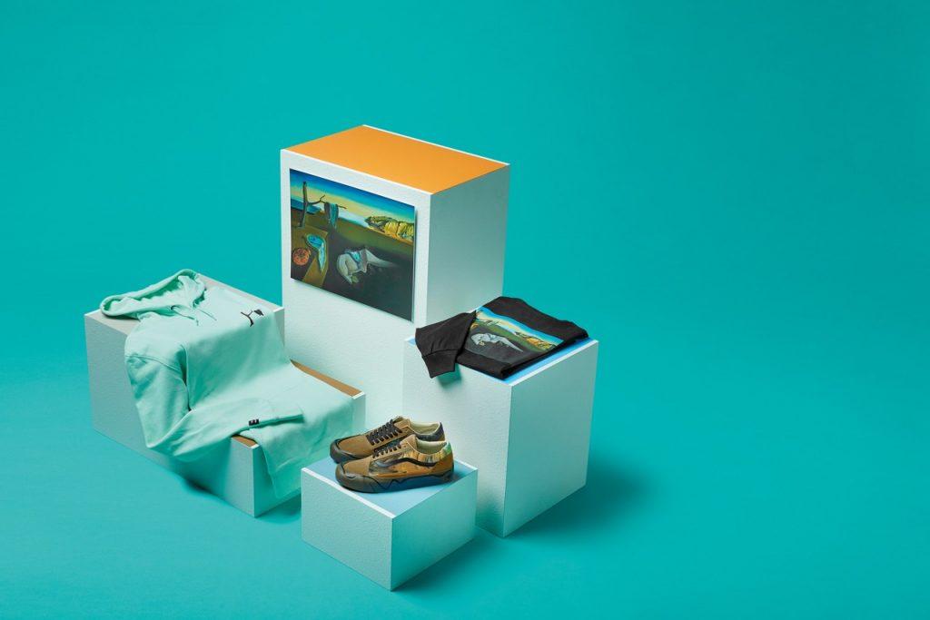 В стиле Дали и Моне: коллекция Vans об искусстве