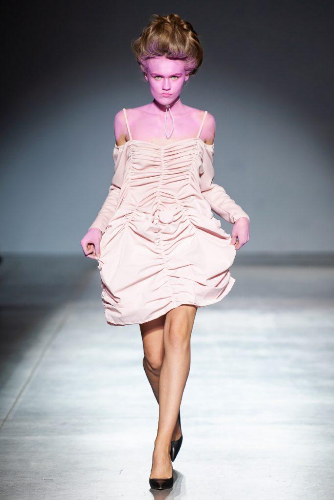 Смесь итальянского Ренессанса и Викторианской эпохи: Rybalko на Ukrainian Fashion Week