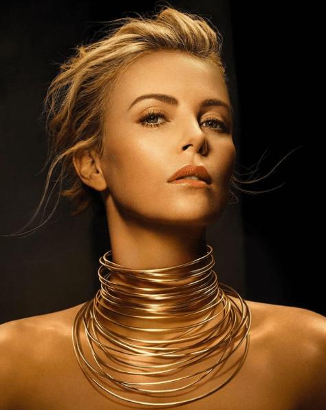 Бесстрашные женщины: Шарлиз Терон стала лицом аромата от Dior