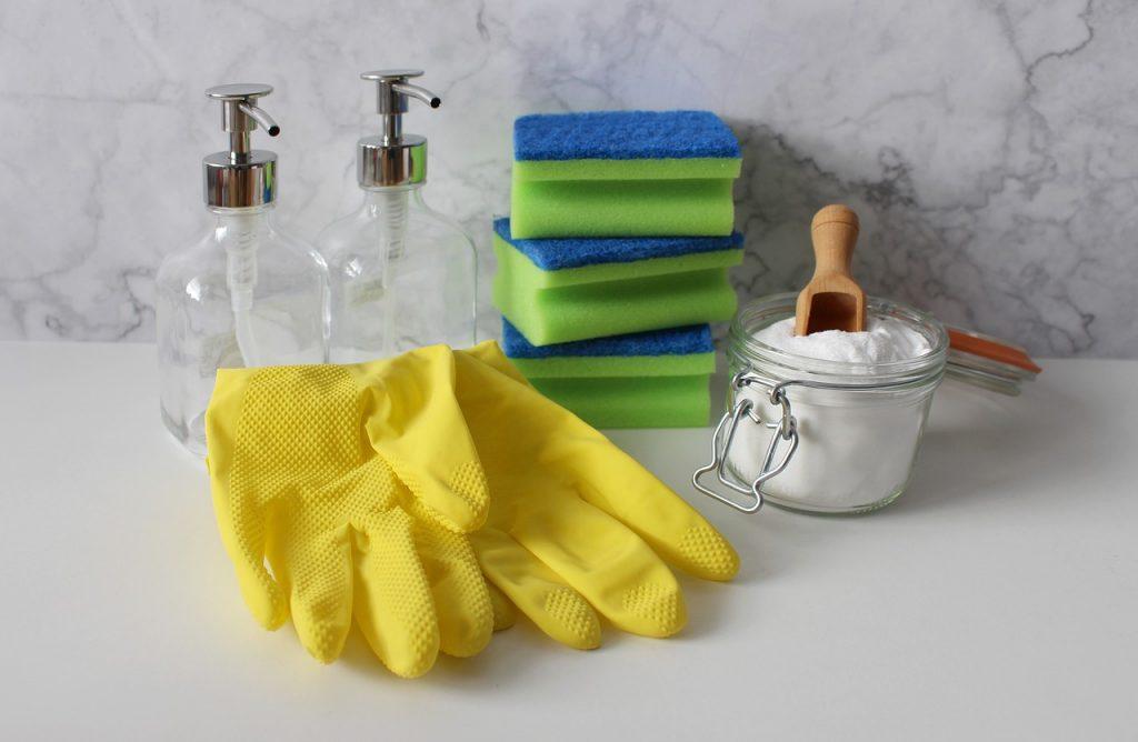 Чудо-очиститель для кухни и ванной из двух ингредиентов, что есть у вас дома