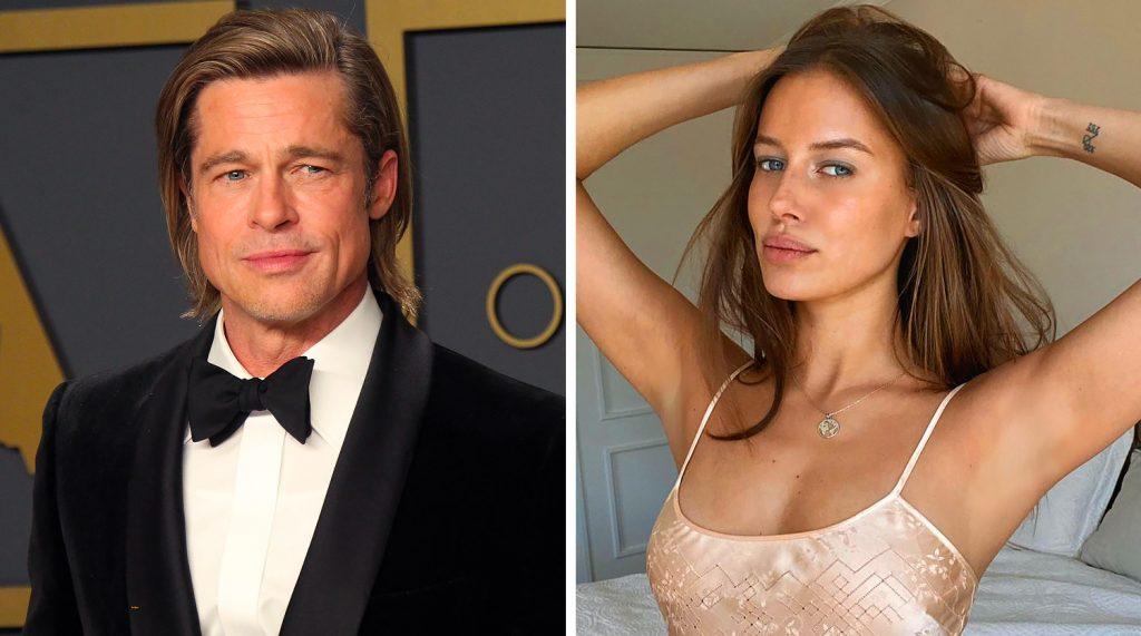 Новая девушка Брэда Питта впервые высказалась о своем отношении к Джоли