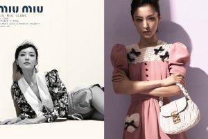 Симбиоз инфантильности и женственности: рассматриваем в кампейне Miu Miu