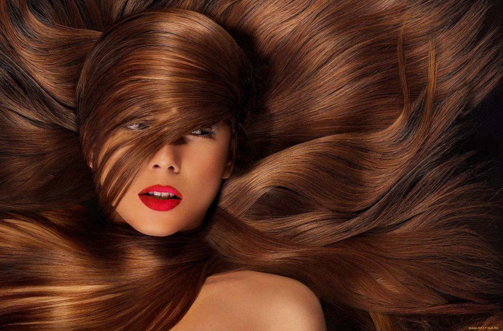 Преимущества красок для волос без аммиака