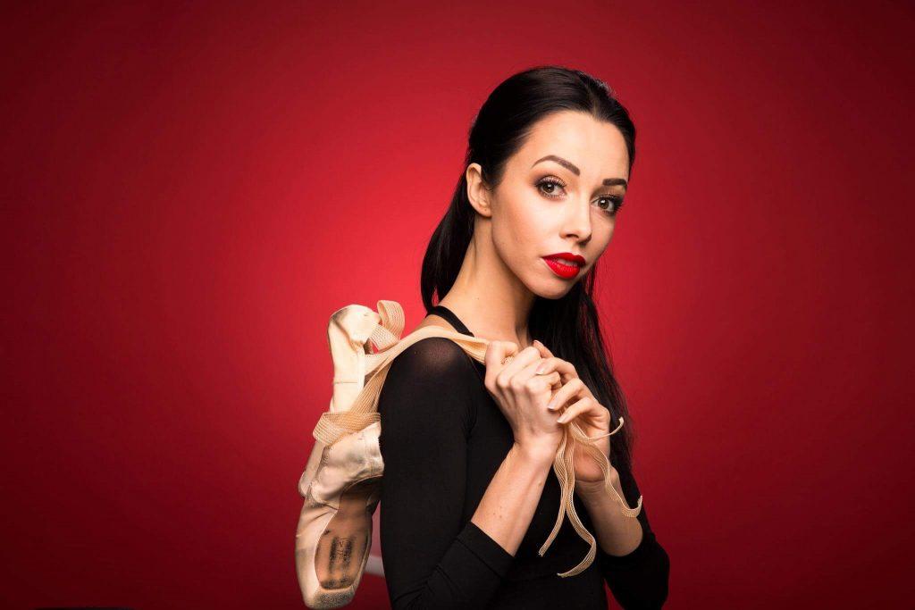 Екатерина Кухар покорила интернет-пользователей своей грациозностью и красотой