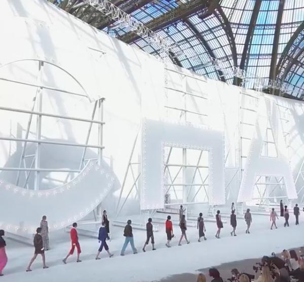 Chanel переосмыслили легендарные кинообразы: смотрите что получилось