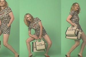 52-летняя Кайли Миноуг стала новым лицом Marc Jacobs