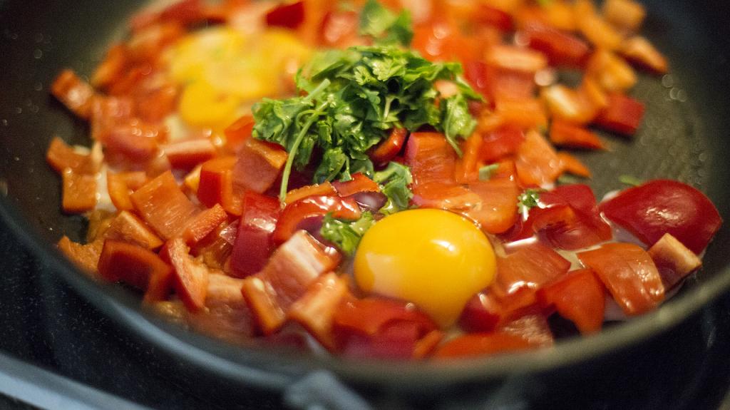 Лучшие сочетания: что есть с яйцами, чтобы терять лишний вес