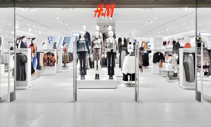 Кризис: H&M закрывают 250 магазинов по всему миру